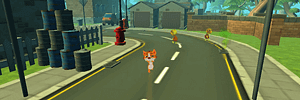 Alley Cat Simulator