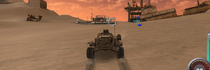 Motor Wars: Wasteland