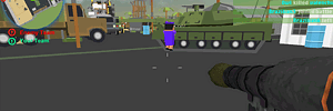 Military Wars 3 D Multiplayer