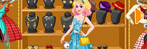 Fashion Boutique Disney Princess Makeover 2