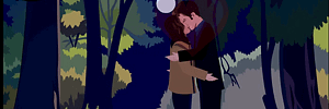 Bella Edward Kissing