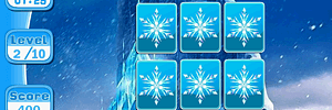 Frozen Queen Elsa Memory