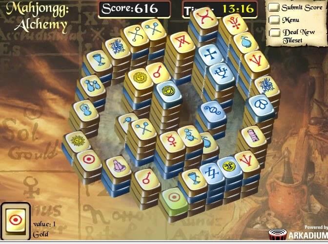 Mahjong Alchemy Online