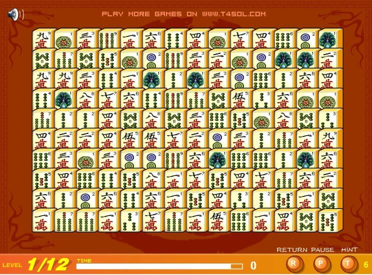 Mahjong Connect Mahjong Connect – online hra zdarma ...