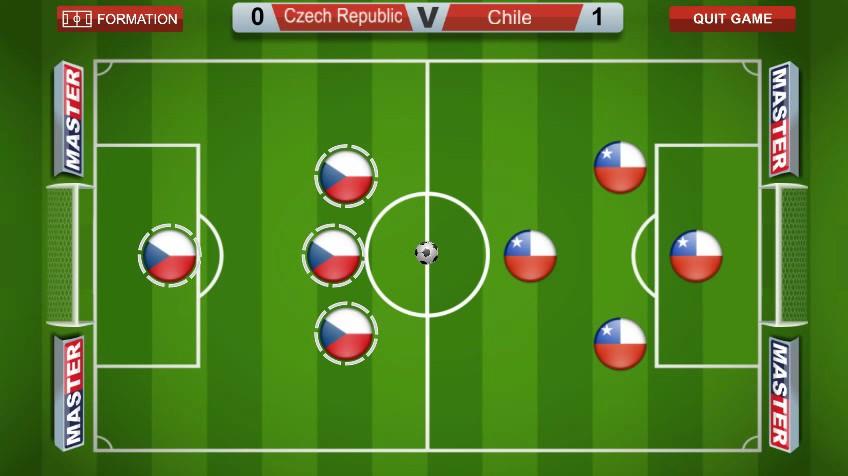 daae86e6a Master Soccer – online hra zdarma – Webgames.sk